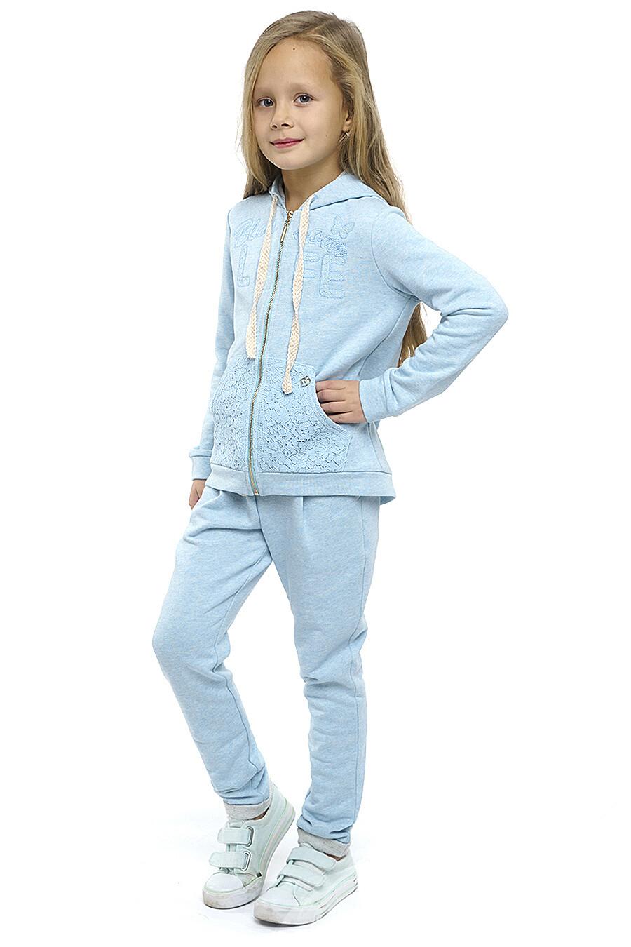 Брюки для девочек CLEVER 158386 купить оптом от производителя. Совместная покупка детской одежды в OptMoyo