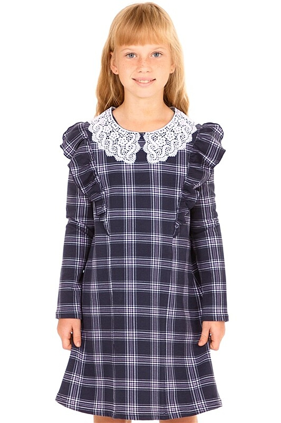 Платье для девочек Archi 158617 купить оптом от производителя. Совместная покупка детской одежды в OptMoyo