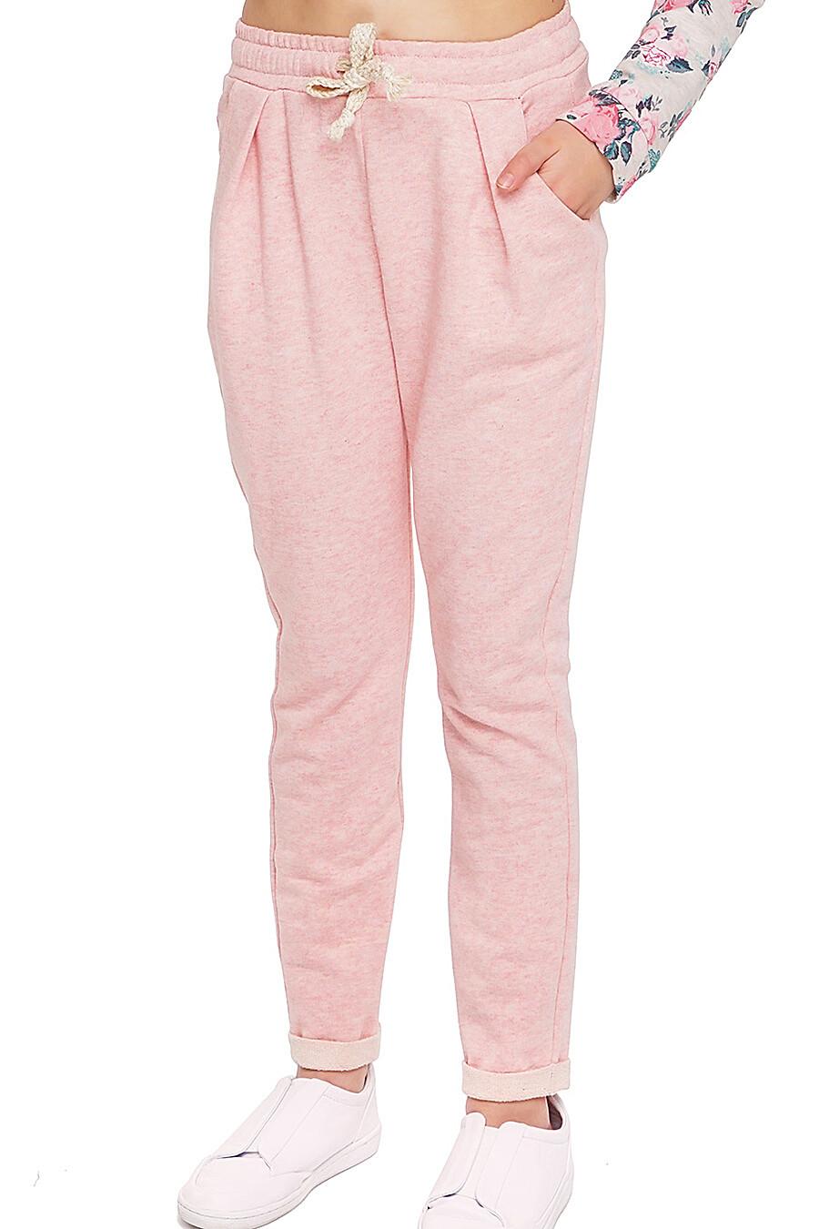 Брюки для девочек CLEVER 158839 купить оптом от производителя. Совместная покупка детской одежды в OptMoyo