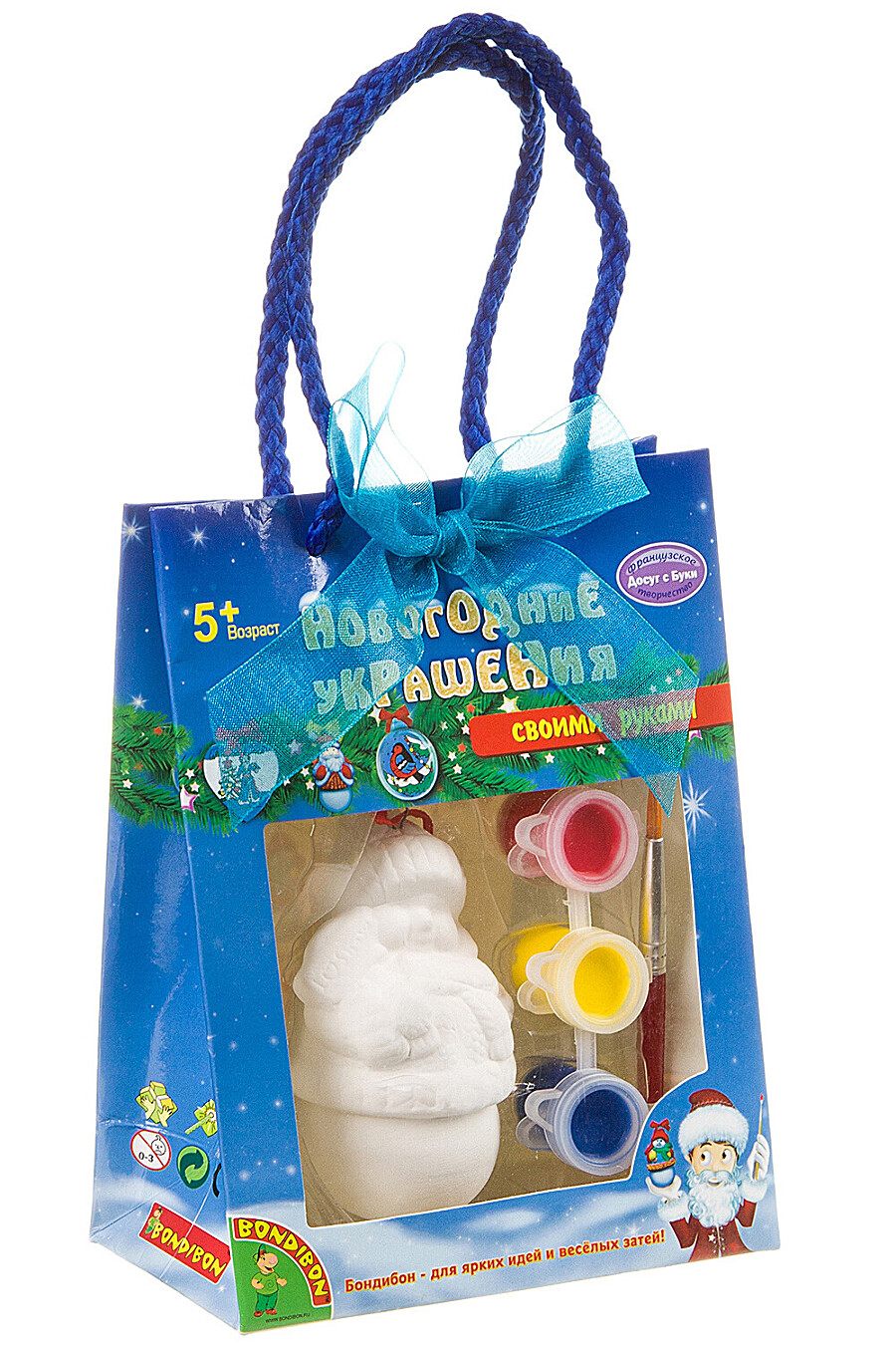 Набор для творчества для детей BONDIBON 159493 купить оптом от производителя. Совместная покупка игрушек в OptMoyo
