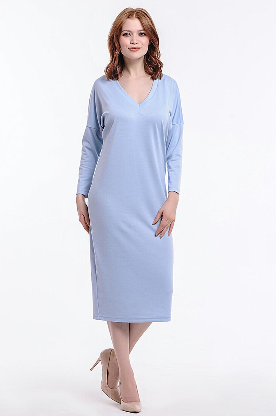 Платье для женщин KOTIS 161461 купить оптом от производителя. Совместная покупка женской одежды в OptMoyo