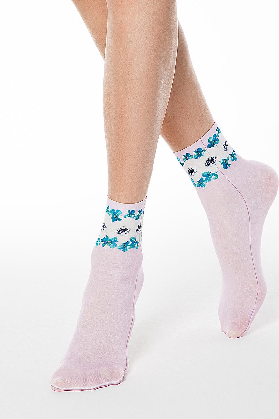 Носки для женщин CONTE ELEGANT 165262 купить оптом от производителя. Совместная покупка женской одежды в OptMoyo