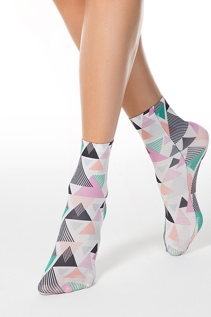 Носки для женщин CONTE ELEGANT 165276 купить оптом от производителя. Совместная покупка женской одежды в OptMoyo