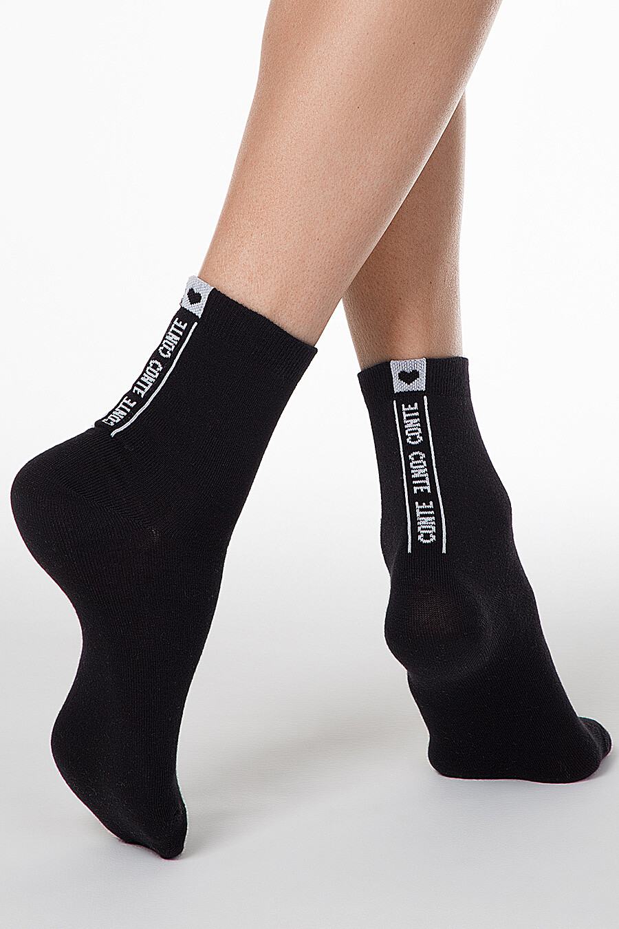 Носки для женщин CONTE ELEGANT 165285 купить оптом от производителя. Совместная покупка женской одежды в OptMoyo
