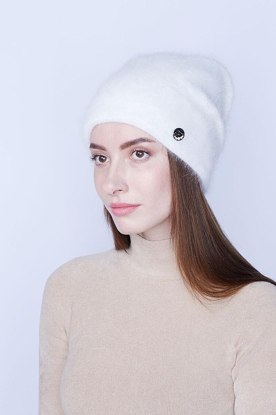 Шапка для женщин FORTI 165440 купить оптом от производителя. Совместная покупка женской одежды в OptMoyo