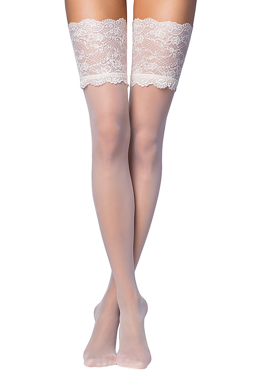 Чулки для женщин CONTE ELEGANT 165602 купить оптом от производителя. Совместная покупка женской одежды в OptMoyo