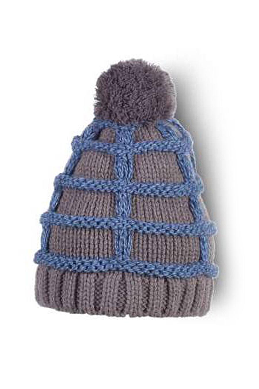 Шапка для девочек ESLI 165640 купить оптом от производителя. Совместная покупка детской одежды в OptMoyo