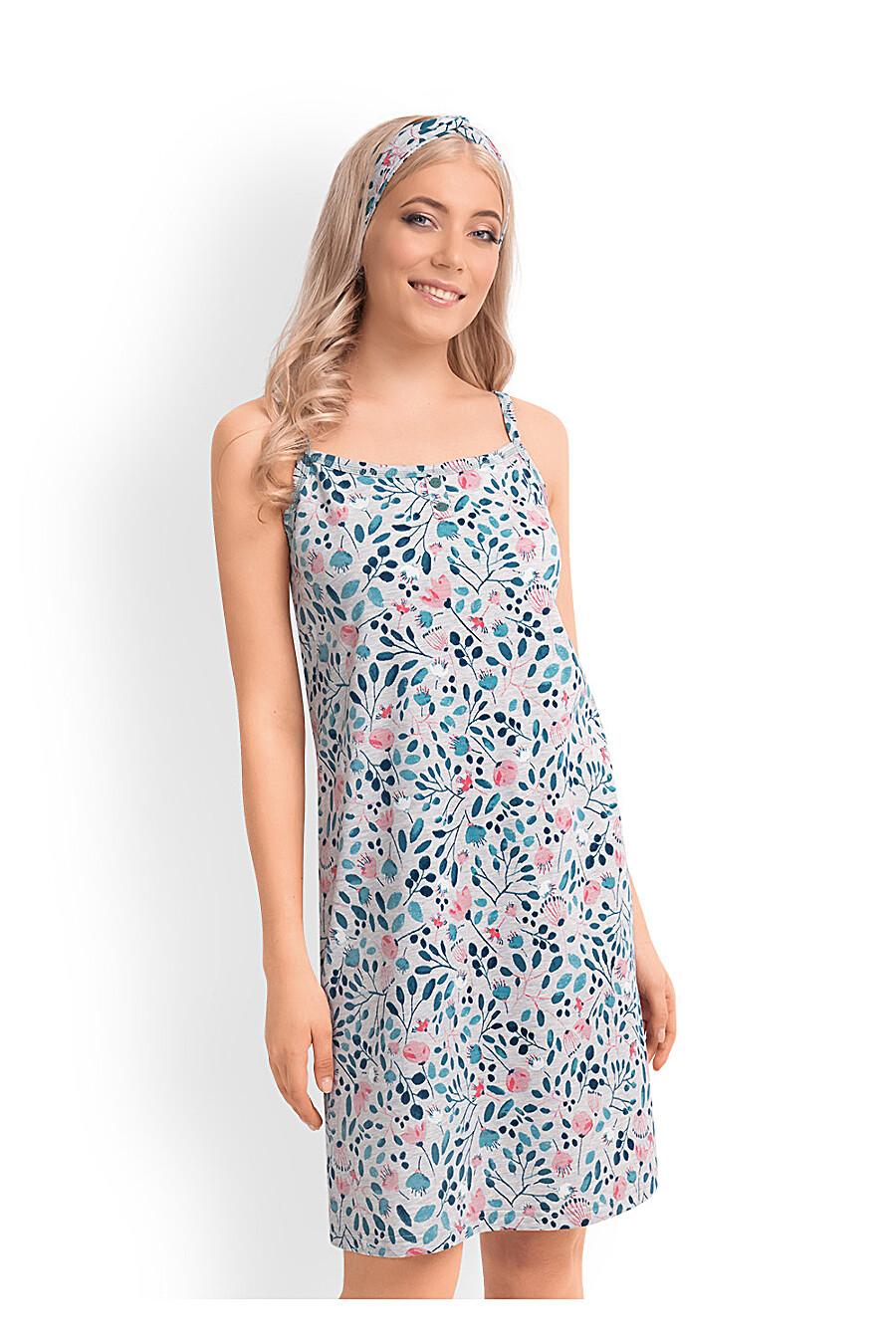 Сорочка для женщин CLEVER 169216 купить оптом от производителя. Совместная покупка женской одежды в OptMoyo