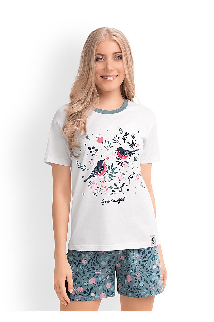 Комплект (футболка+шорты) CLEVER (169238), купить в Optmoyo.ru