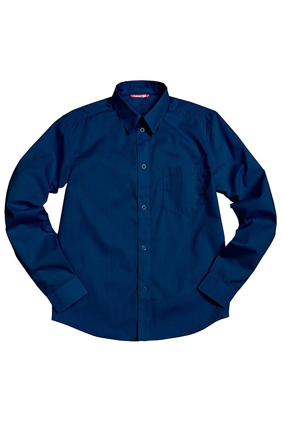 Рубашка для мальчиков PELICAN 169420 купить оптом от производителя. Совместная покупка детской одежды в OptMoyo