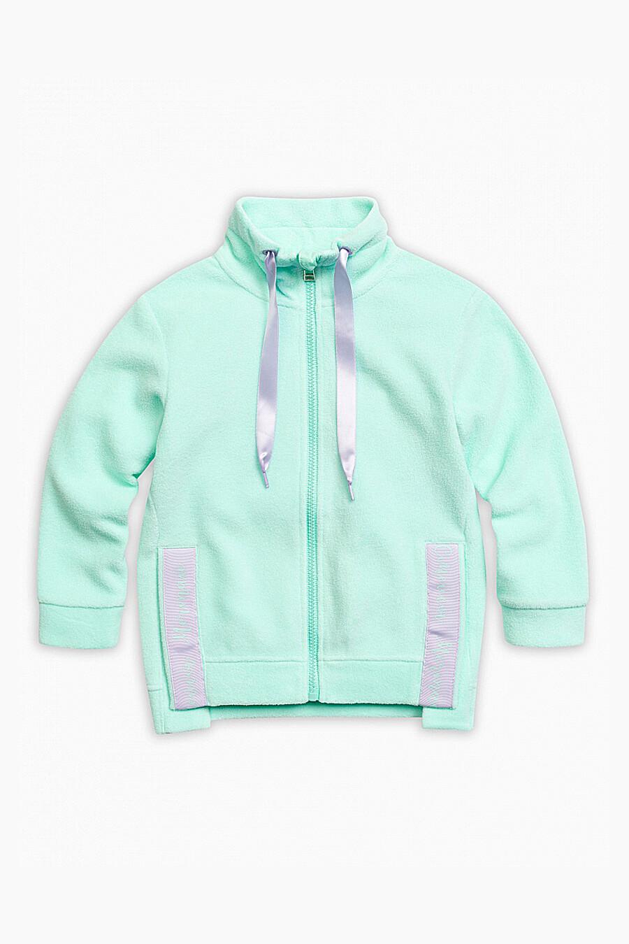 Куртка для девочек PELICAN 169438 купить оптом от производителя. Совместная покупка детской одежды в OptMoyo
