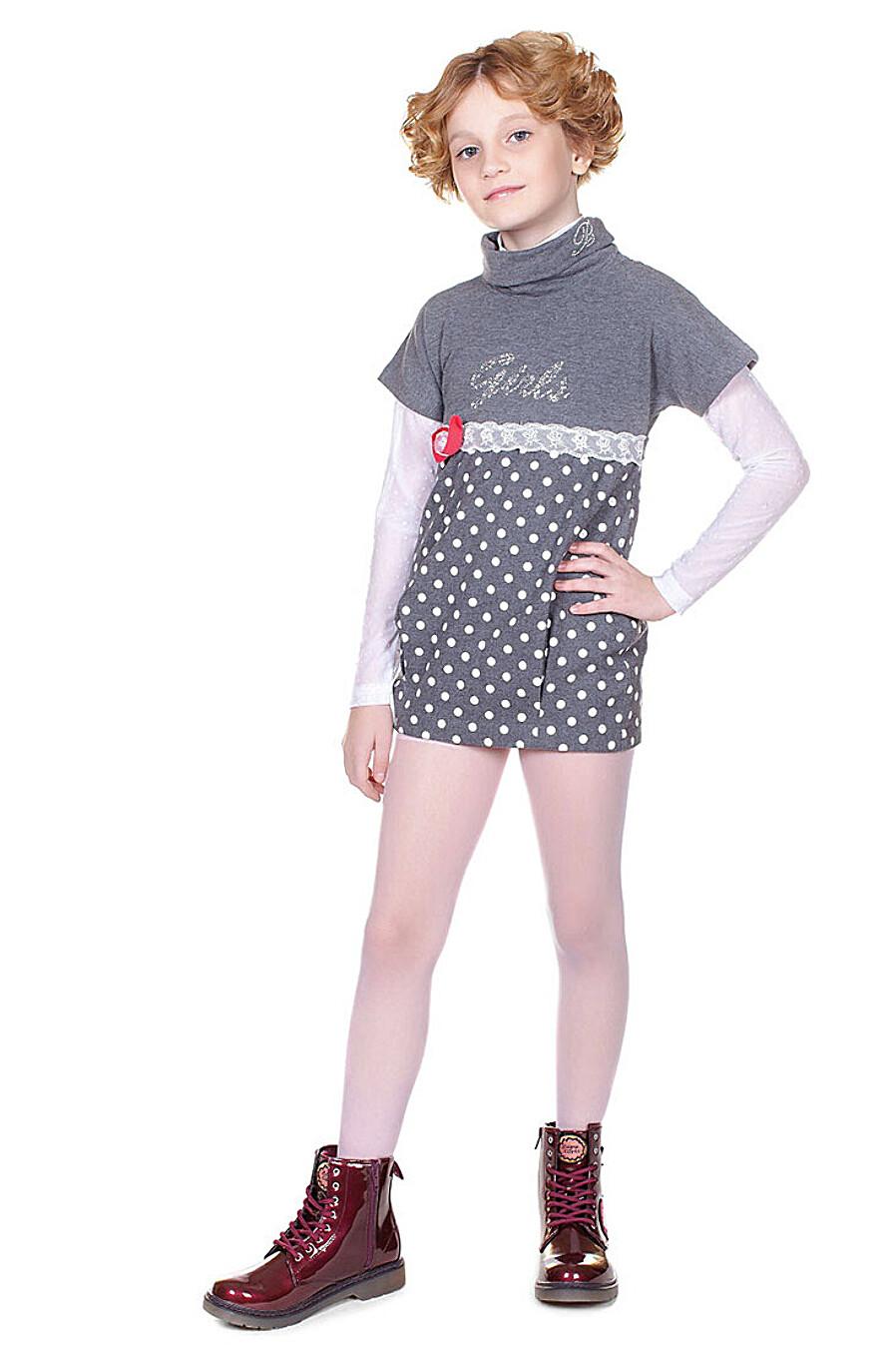 Колготки для девочек PE.CHITTO 169510 купить оптом от производителя. Совместная покупка детской одежды в OptMoyo