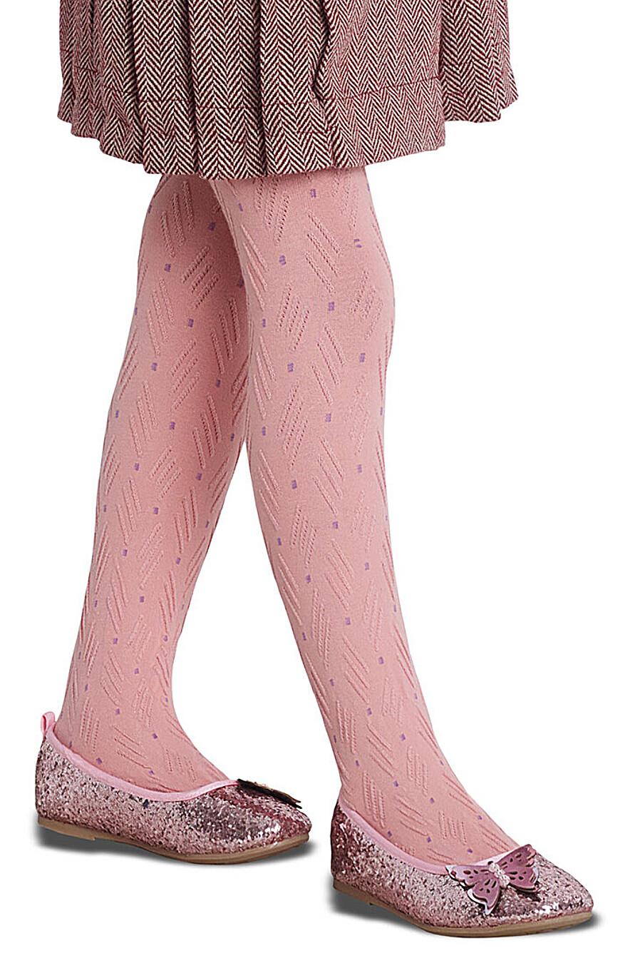 Колготки для девочек PE.CHITTO 169531 купить оптом от производителя. Совместная покупка детской одежды в OptMoyo