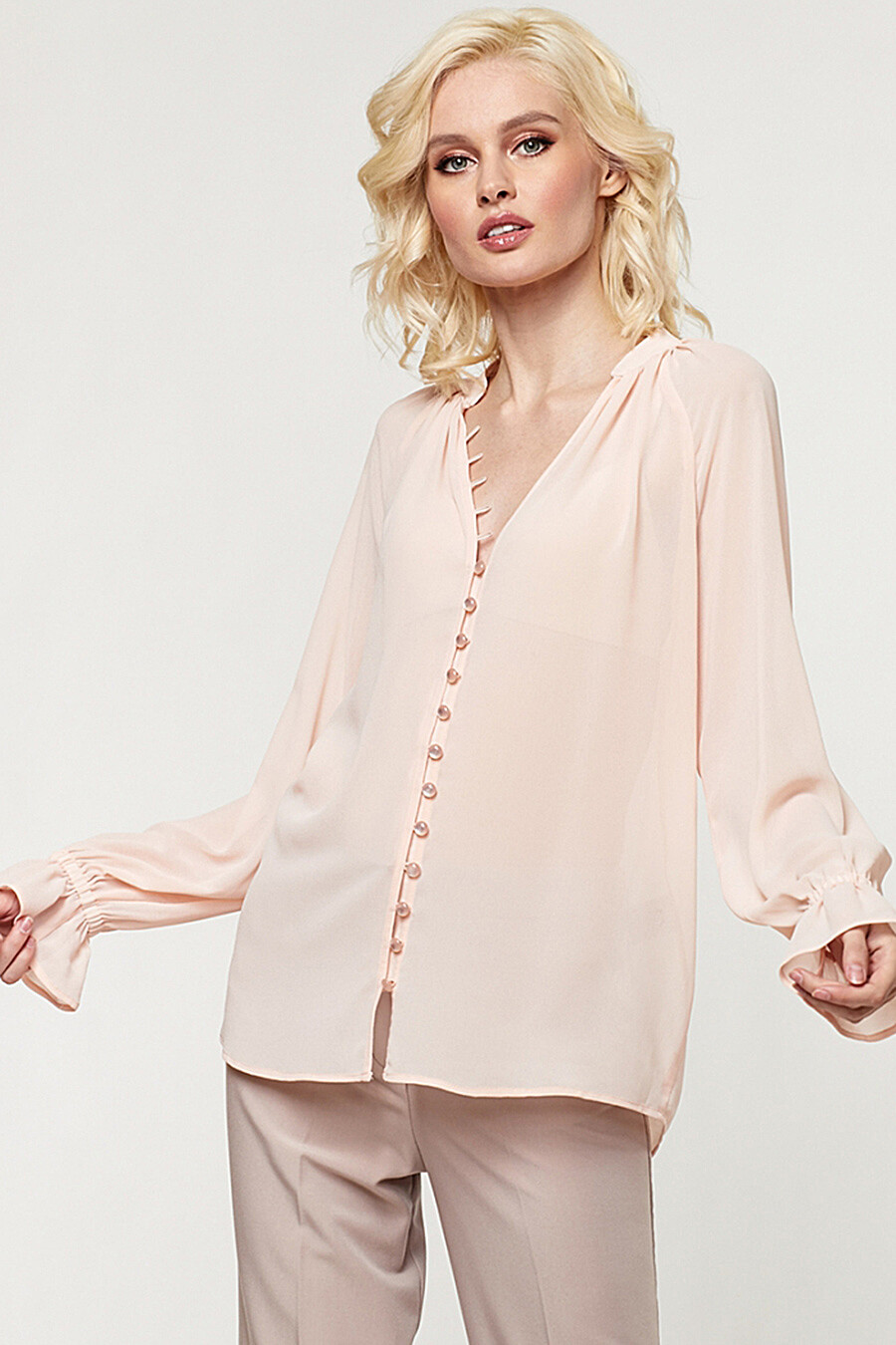 Блуза для женщин VITTORIA VICCI 169557 купить оптом от производителя. Совместная покупка женской одежды в OptMoyo
