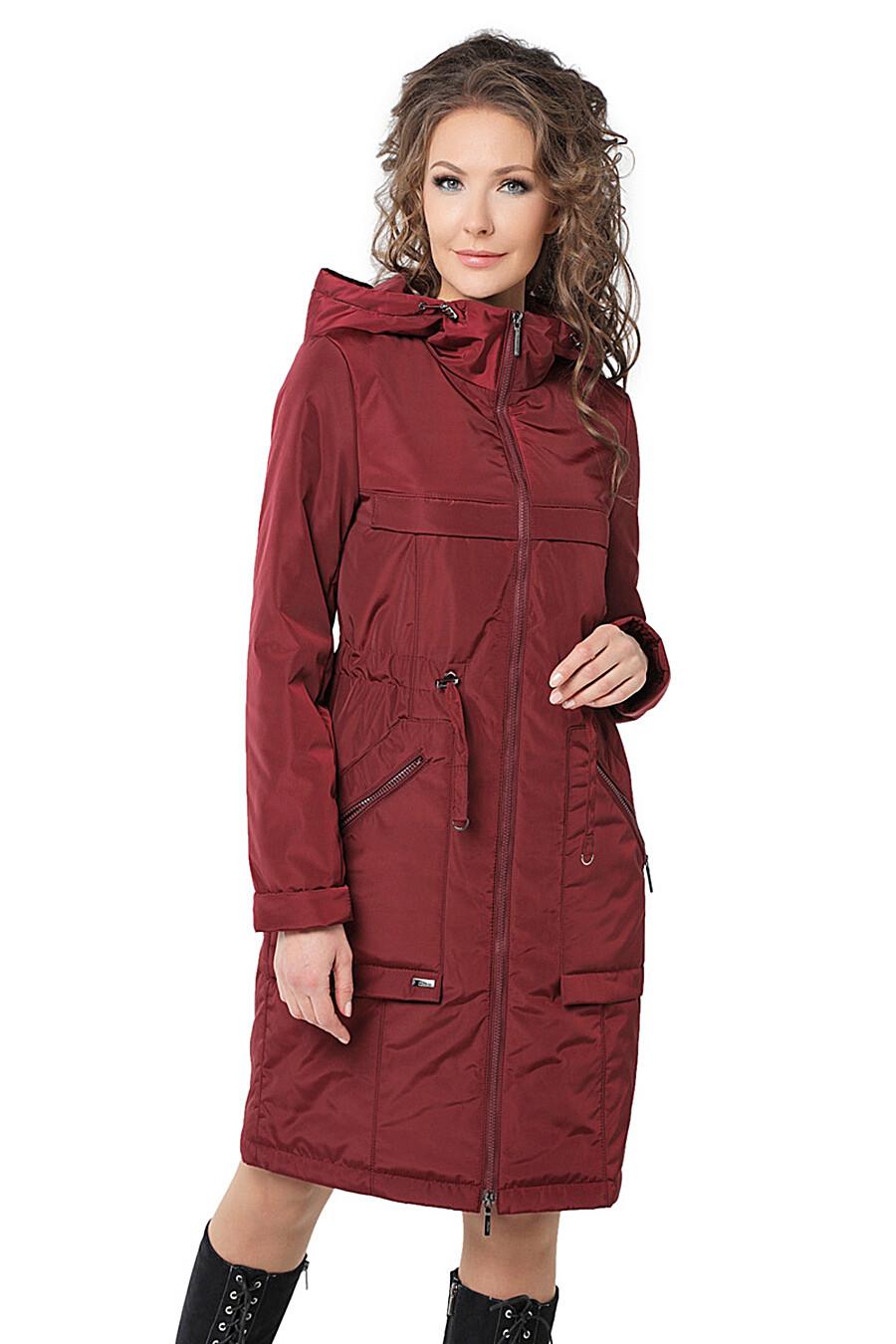 Плащ для женщин DIWAY 169612 купить оптом от производителя. Совместная покупка женской одежды в OptMoyo