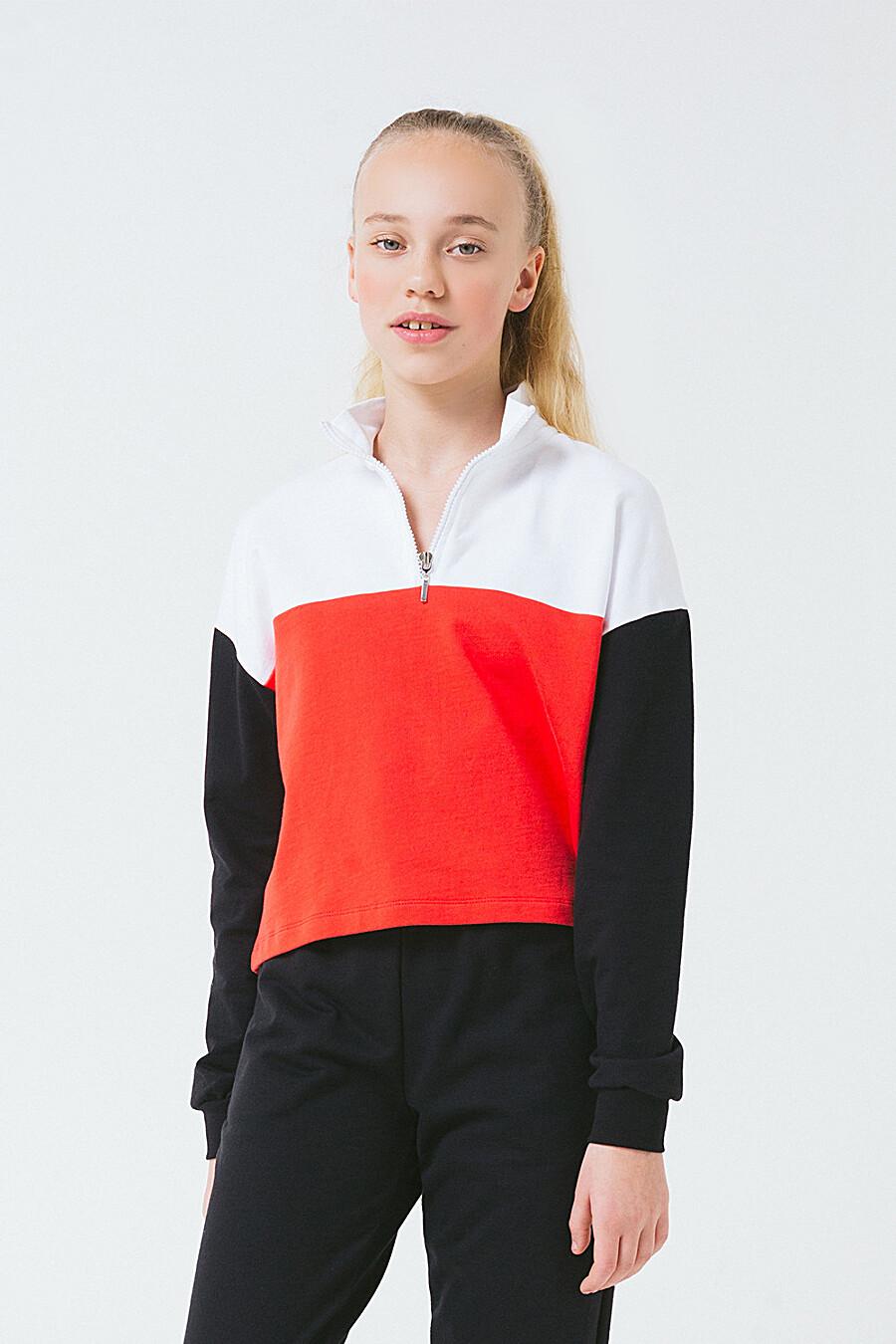 Джемпер для девочек CUBBY 175788 купить оптом от производителя. Совместная покупка детской одежды в OptMoyo