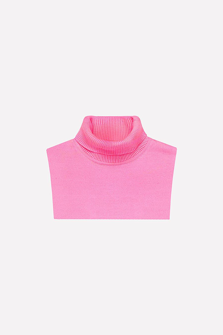 Шарф-манишка для девочек CROCKID 176019 купить оптом от производителя. Совместная покупка детской одежды в OptMoyo