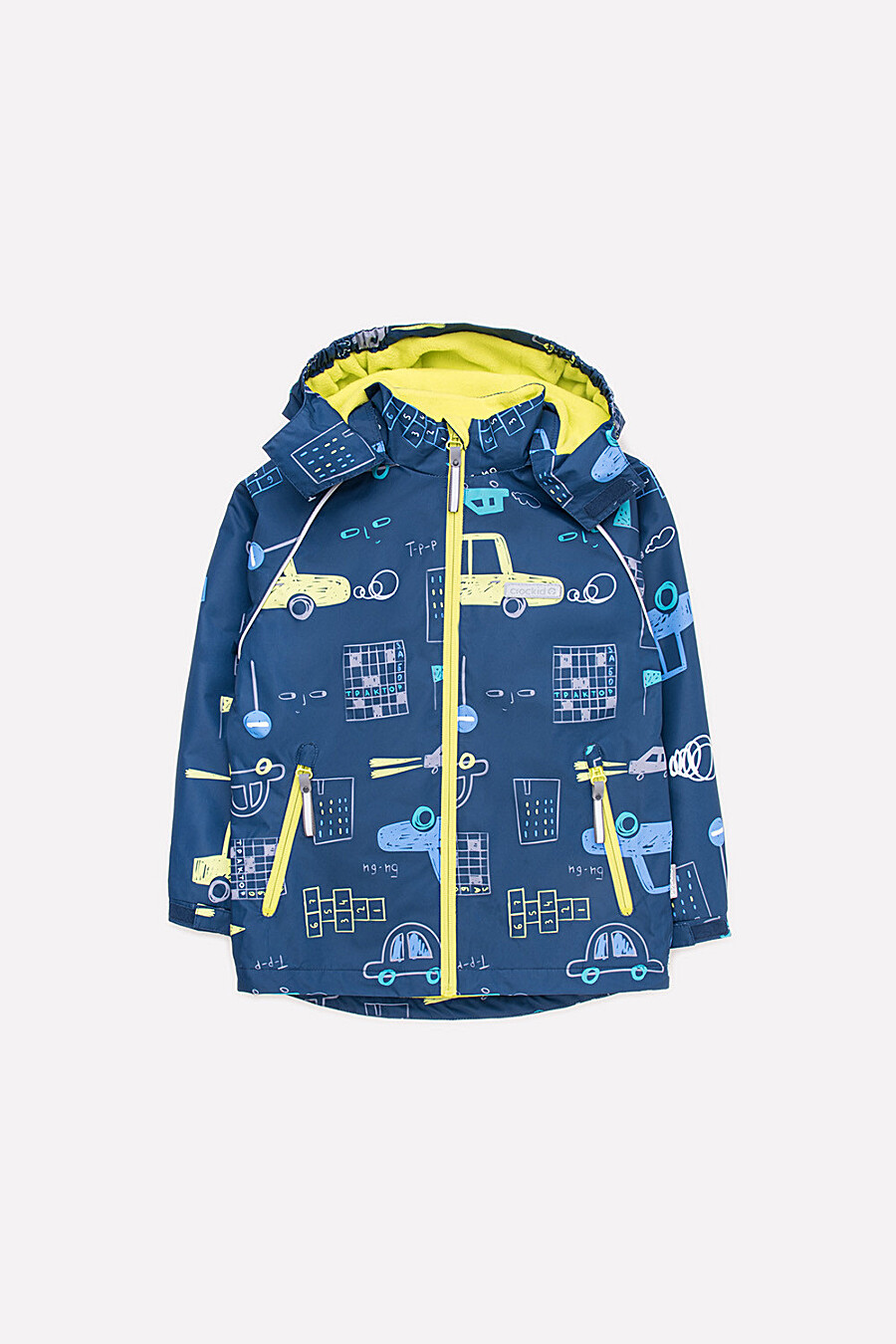 Куртка для мальчиков CROCKID 176063 купить оптом от производителя. Совместная покупка детской одежды в OptMoyo
