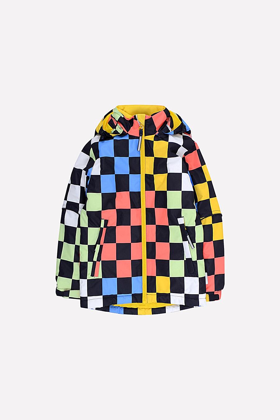 Куртка для мальчиков CROCKID 176065 купить оптом от производителя. Совместная покупка детской одежды в OptMoyo