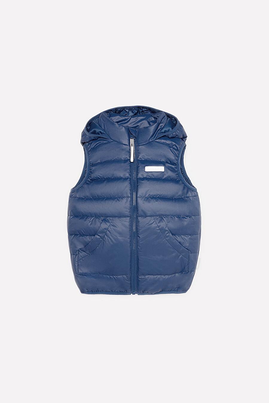 Жилет для девочек CROCKID 176081 купить оптом от производителя. Совместная покупка детской одежды в OptMoyo