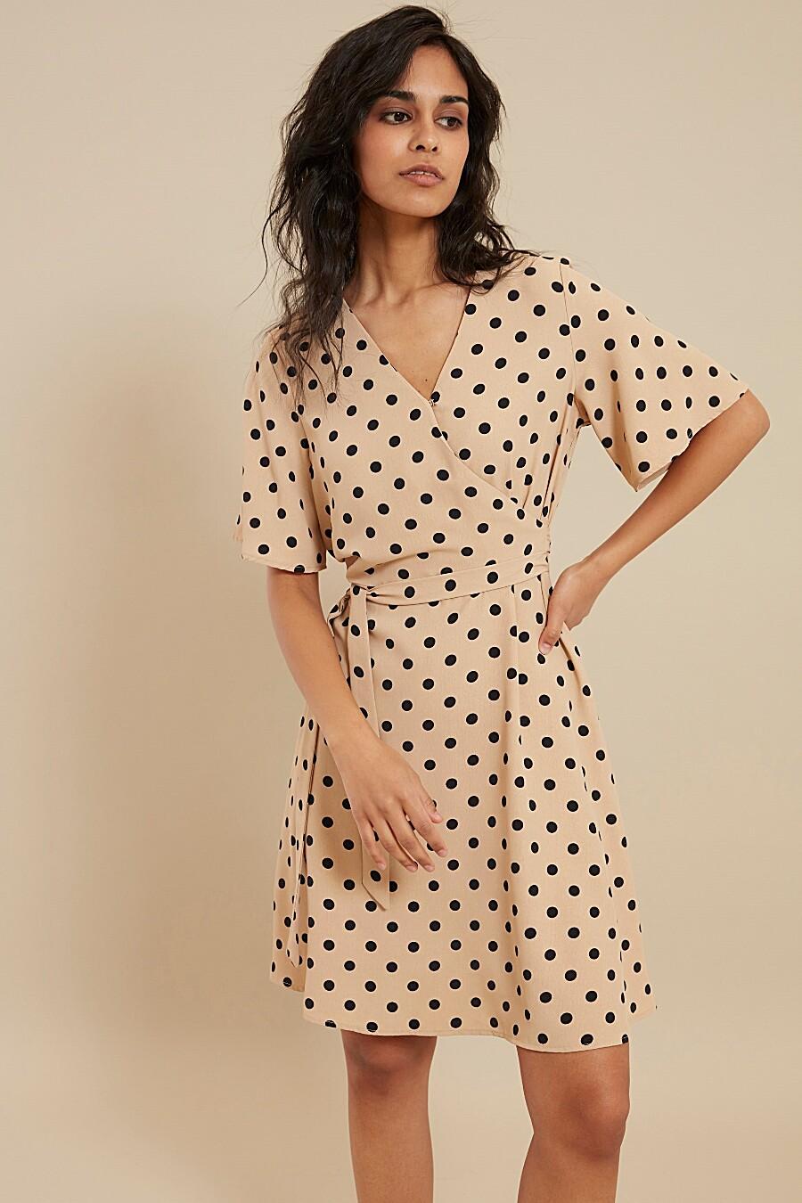 Платье для женщин ZARINA 204779 купить оптом от производителя. Совместная покупка женской одежды в OptMoyo