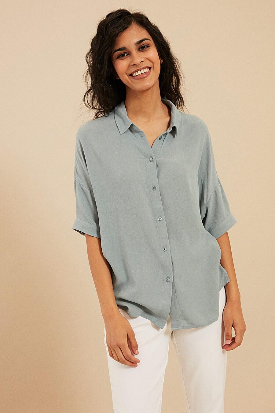 Блуза для женщин ZARINA 204819 купить оптом от производителя. Совместная покупка женской одежды в OptMoyo
