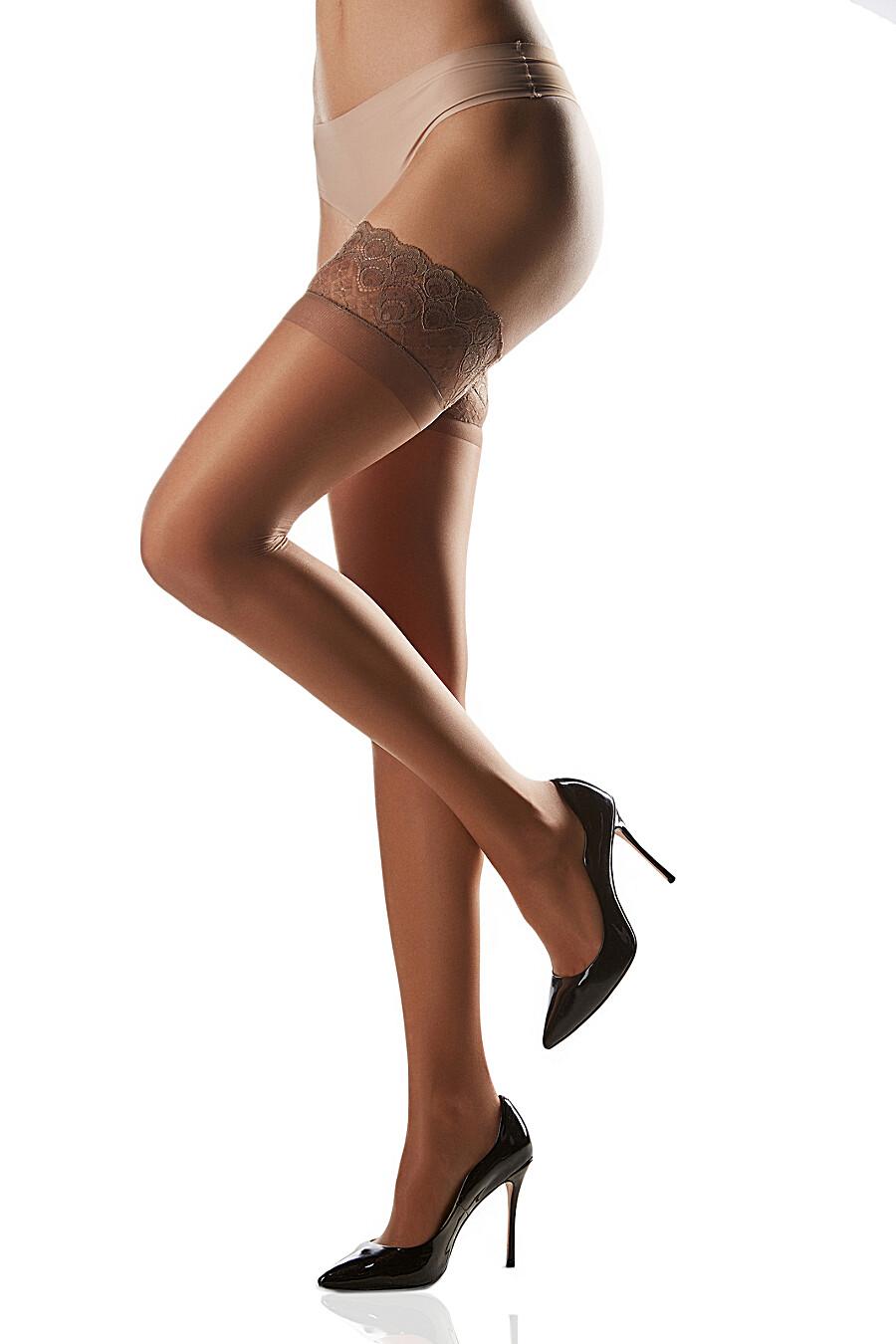 """Чулки """"Офелия"""" для женщин LE CABARET 204892 купить оптом от производителя. Совместная покупка женской одежды в OptMoyo"""