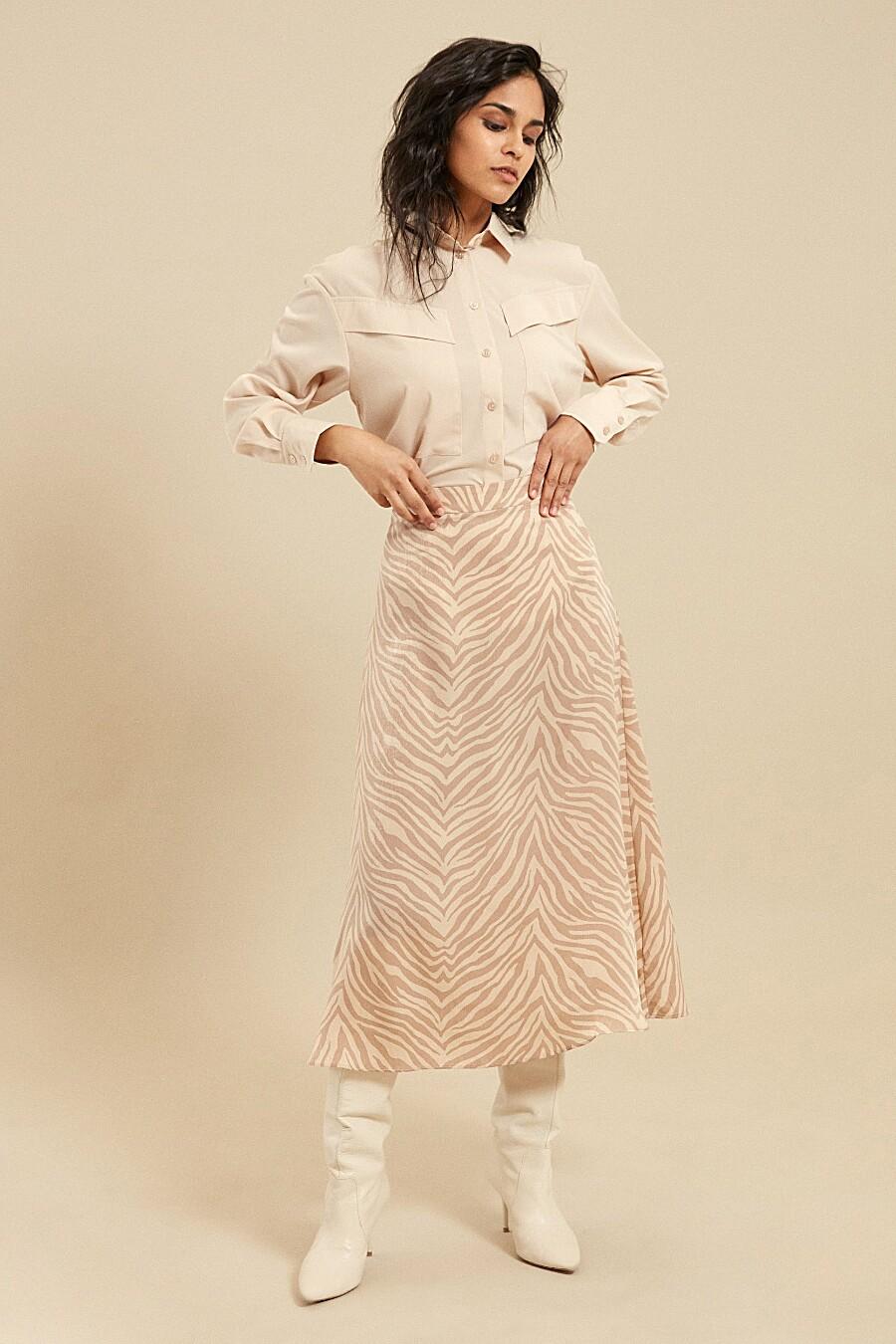 Юбка для женщин ZARINA 204977 купить оптом от производителя. Совместная покупка женской одежды в OptMoyo