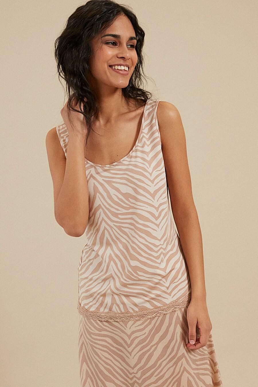 Топ для женщин ZARINA 205172 купить оптом от производителя. Совместная покупка женской одежды в OptMoyo