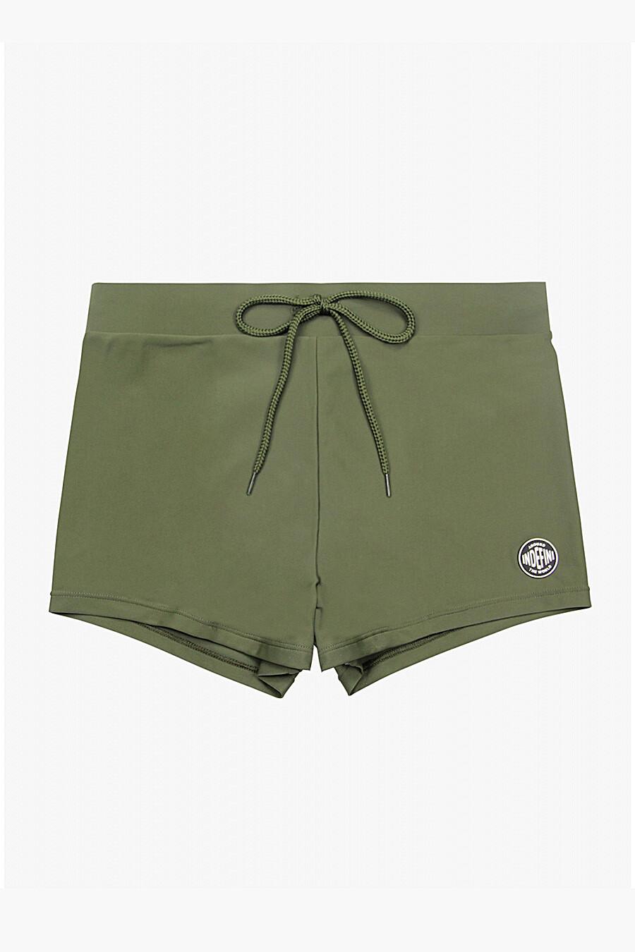 Плавки для мужчин INDEFINI 205343 купить оптом от производителя. Совместная покупка мужской одежды в OptMoyo