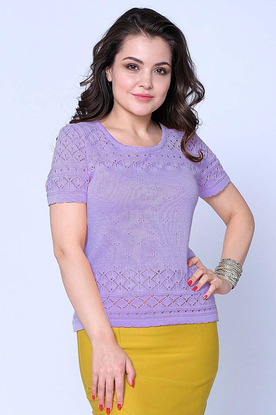 Джемпер для женщин ANKOLI 205346 купить оптом от производителя. Совместная покупка женской одежды в OptMoyo