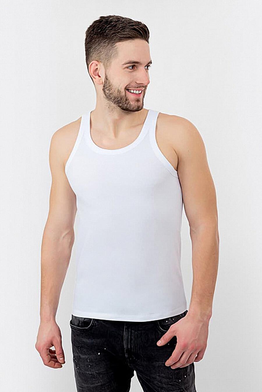 Майка для мужчин MARK FORMELLE 218290 купить оптом от производителя. Совместная покупка мужской одежды в OptMoyo