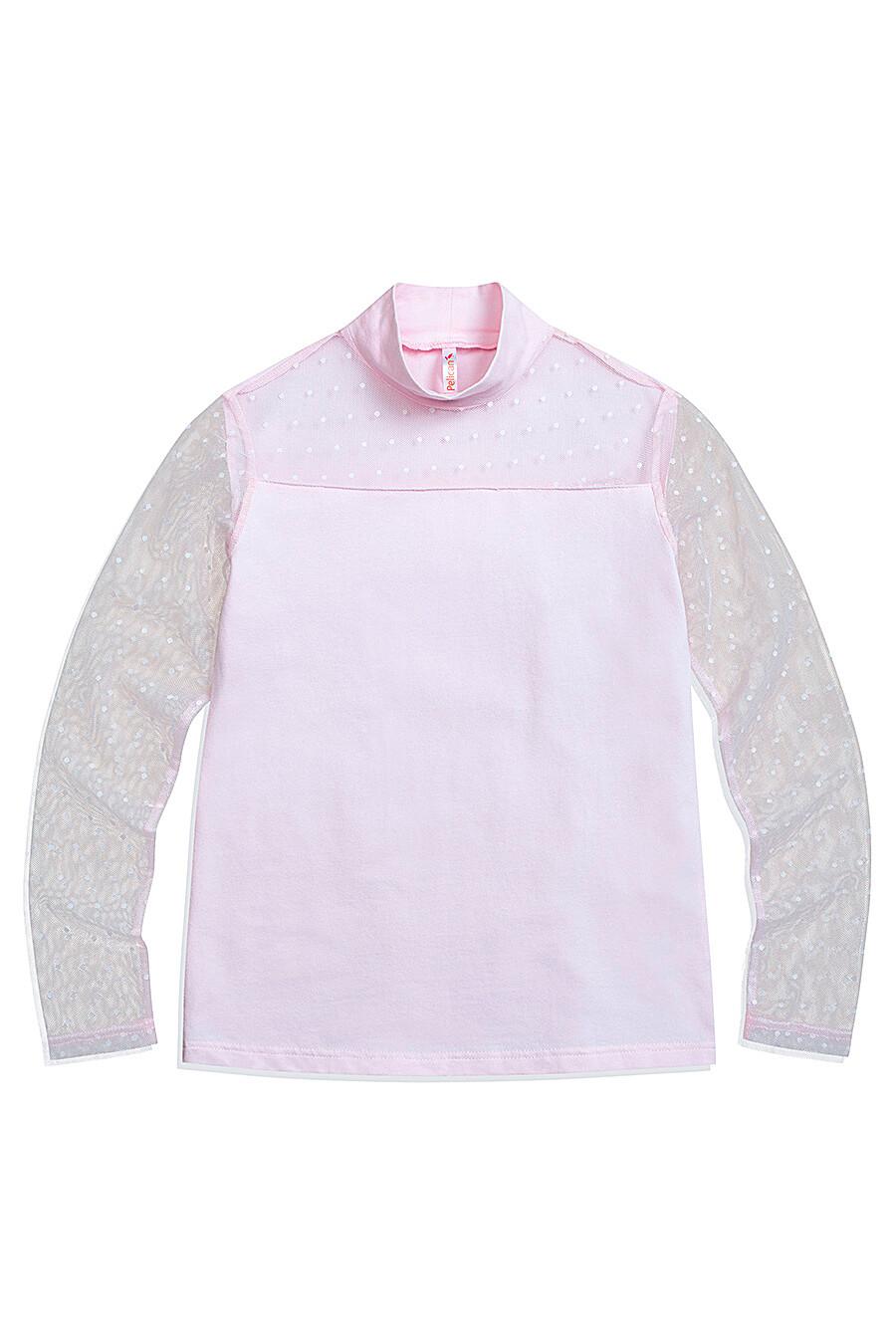 Блузка для девочек PELICAN 218590 купить оптом от производителя. Совместная покупка детской одежды в OptMoyo