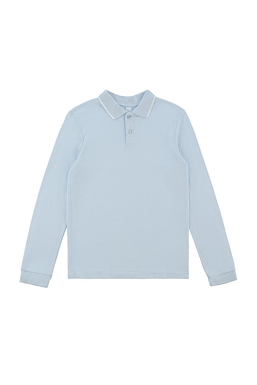 Поло для мальчиков IN FUNT 219028 купить оптом от производителя. Совместная покупка детской одежды в OptMoyo