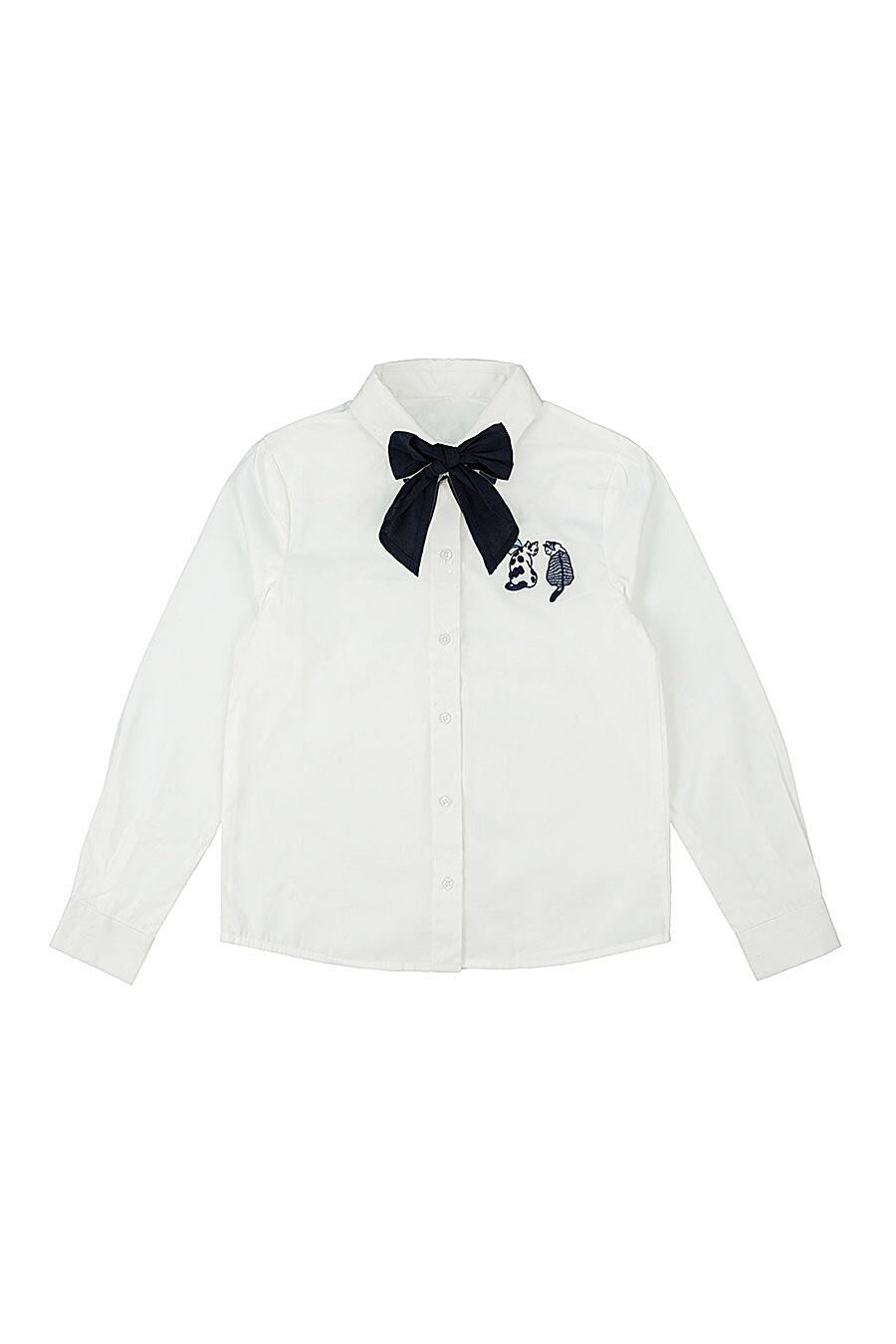 Блуза для девочек IN FUNT 219163 купить оптом от производителя. Совместная покупка детской одежды в OptMoyo