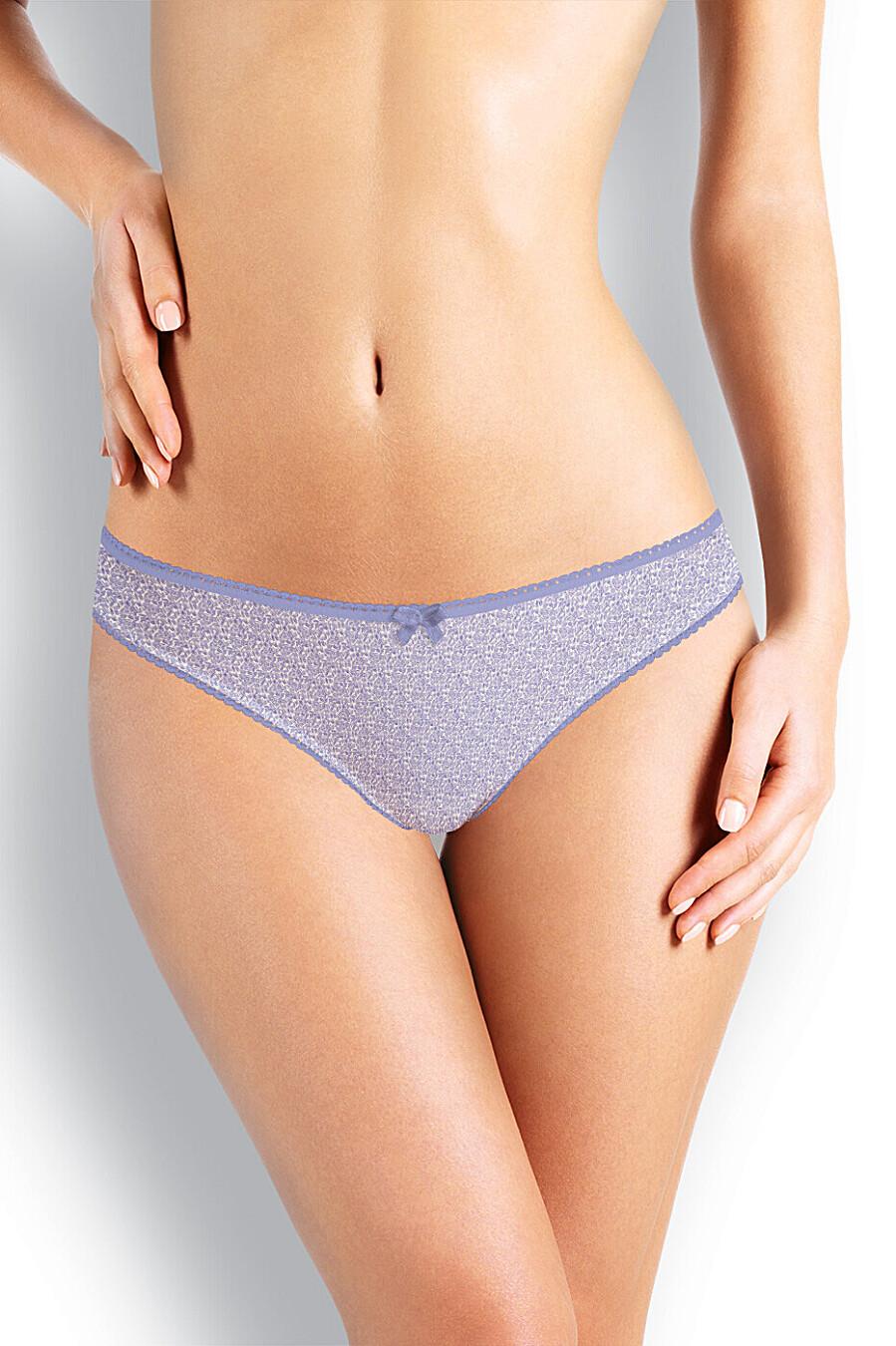 Трусы для женщин CLEVER 219622 купить оптом от производителя. Совместная покупка женской одежды в OptMoyo