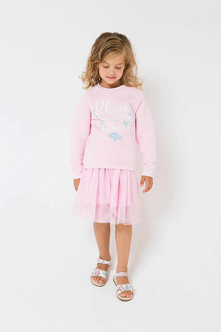 Юбка для девочек CROCKID 219829 купить оптом от производителя. Совместная покупка детской одежды в OptMoyo