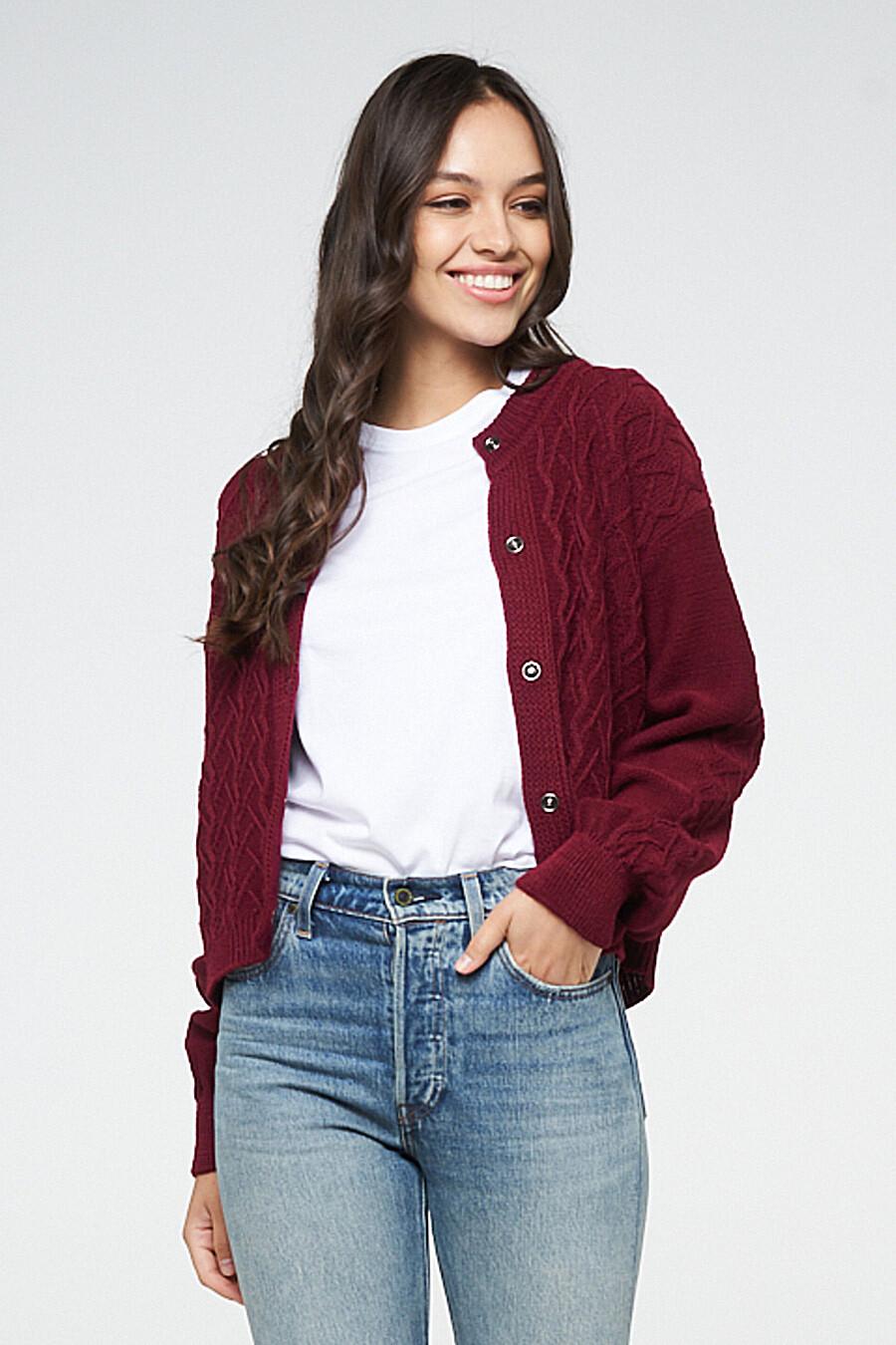 Жакет для женщин VAY 226897 купить оптом от производителя. Совместная покупка женской одежды в OptMoyo