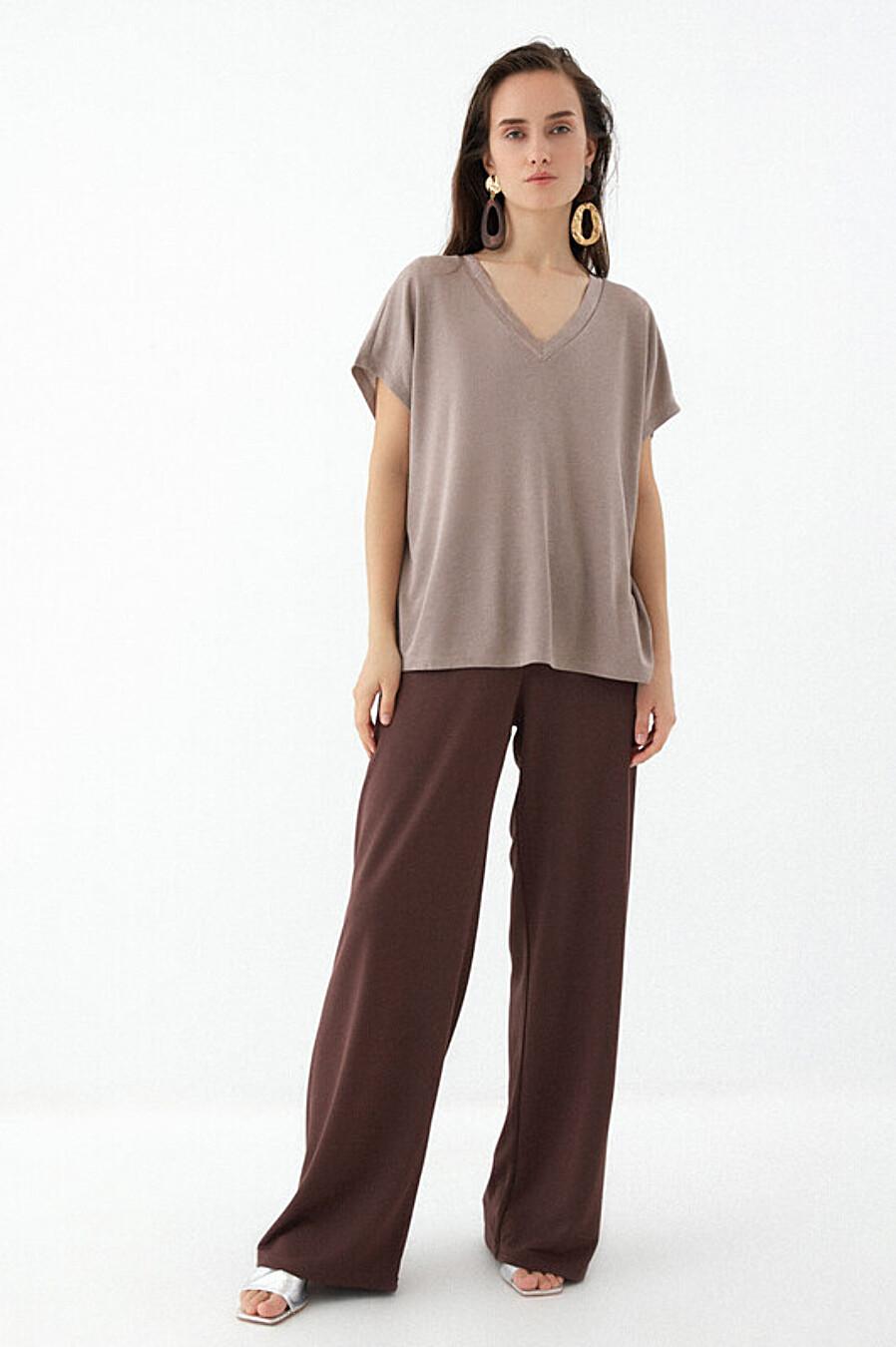 Брюки для женщин ZARINA 227023 купить оптом от производителя. Совместная покупка женской одежды в OptMoyo