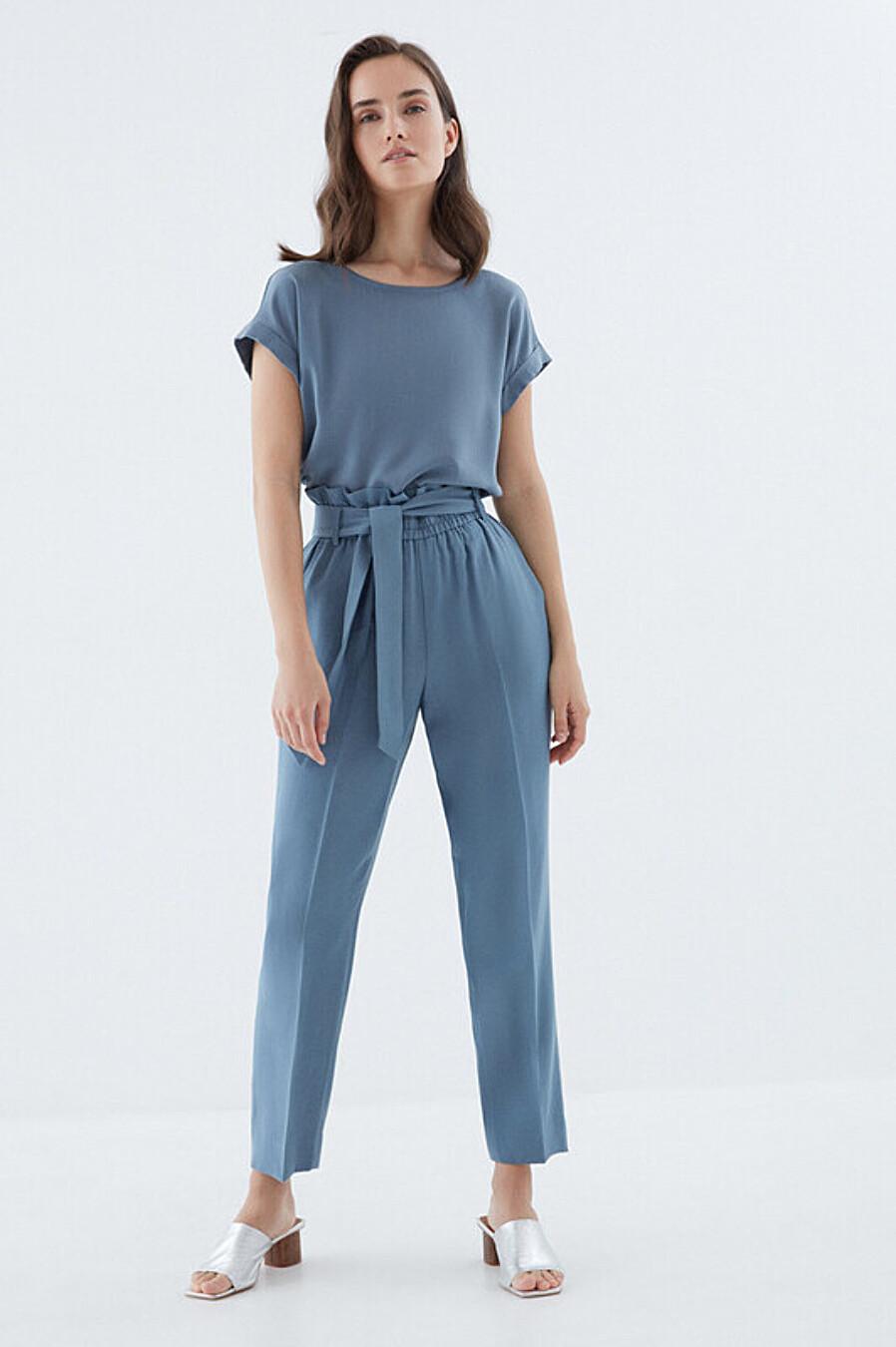 Брюки для женщин ZARINA 227026 купить оптом от производителя. Совместная покупка женской одежды в OptMoyo