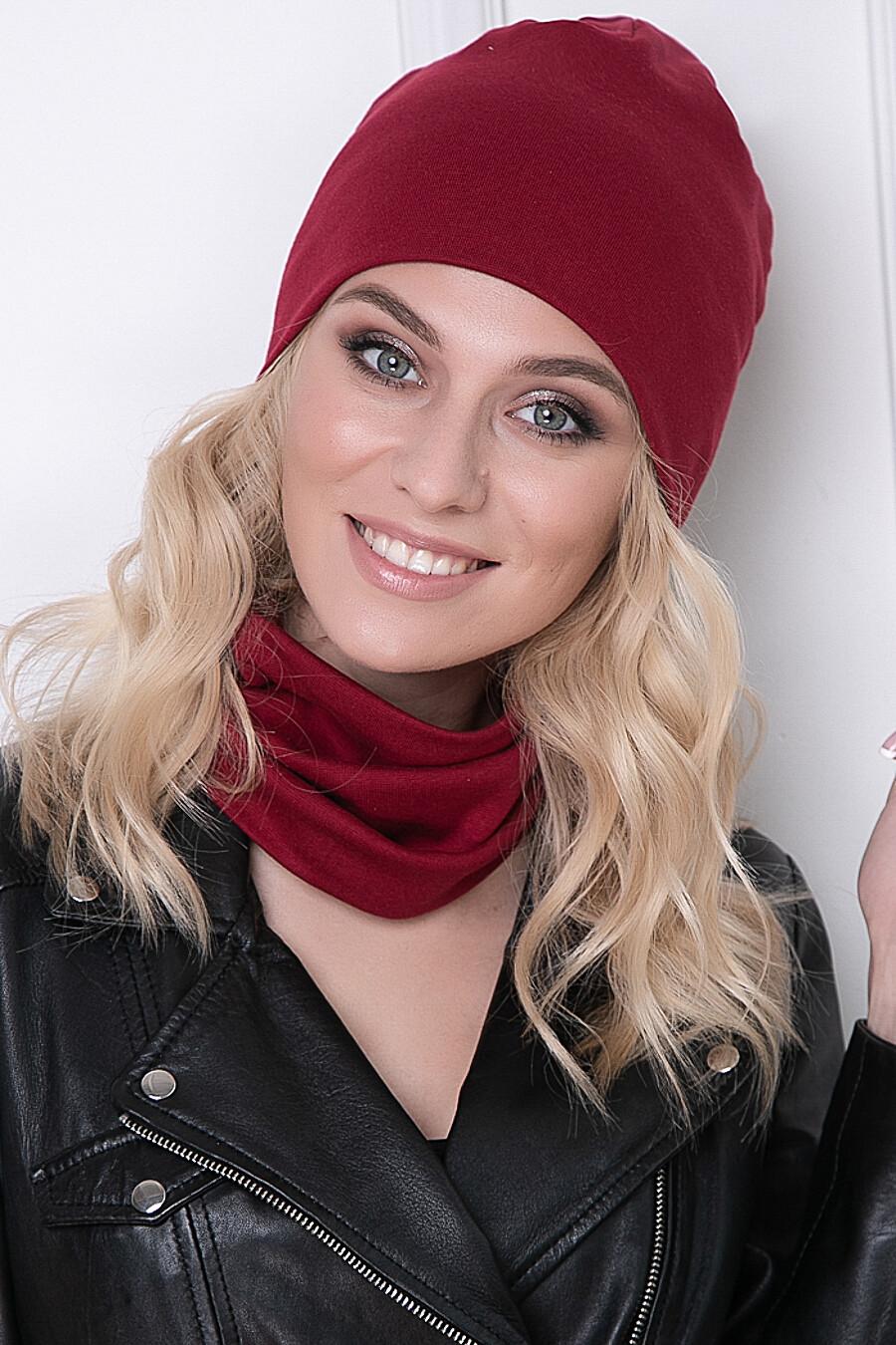 Комплект (Шапка+шарф) BELLOVERA (238474), купить в Moyo.moda