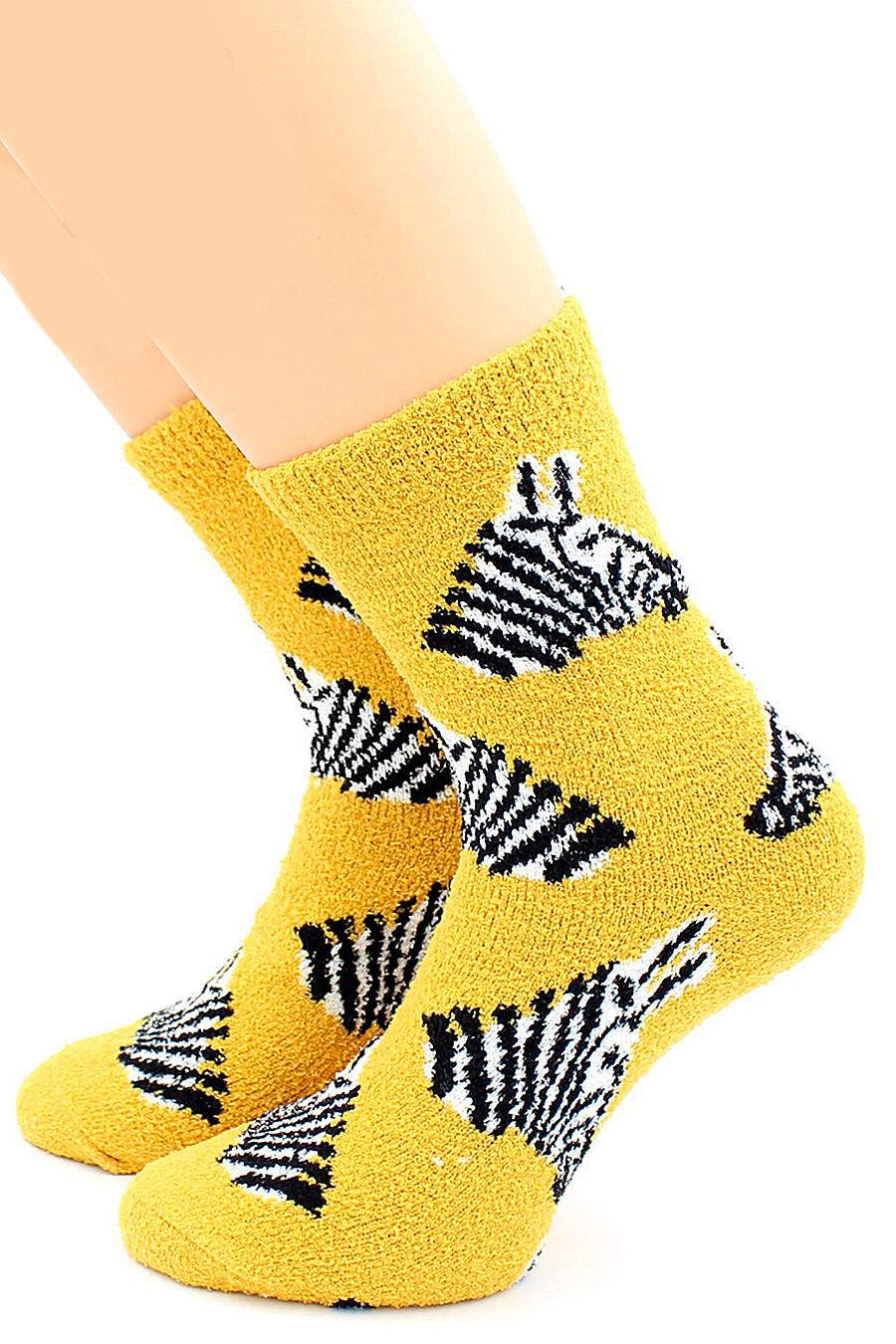Носки для женщин HOBBY LINE 239422 купить оптом от производителя. Совместная покупка женской одежды в OptMoyo