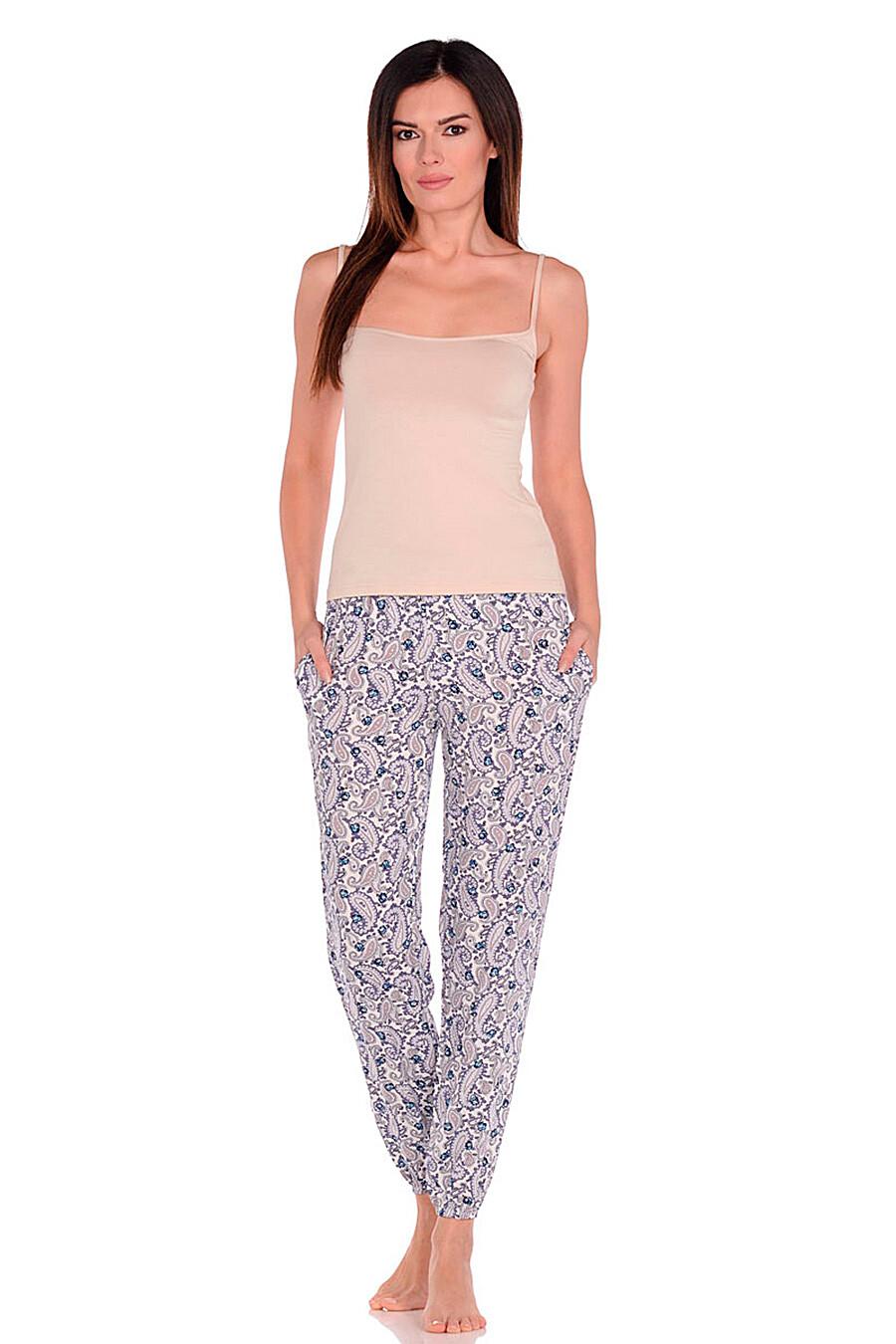 Брюки для женщин N.O.A. 239590 купить оптом от производителя. Совместная покупка женской одежды в OptMoyo