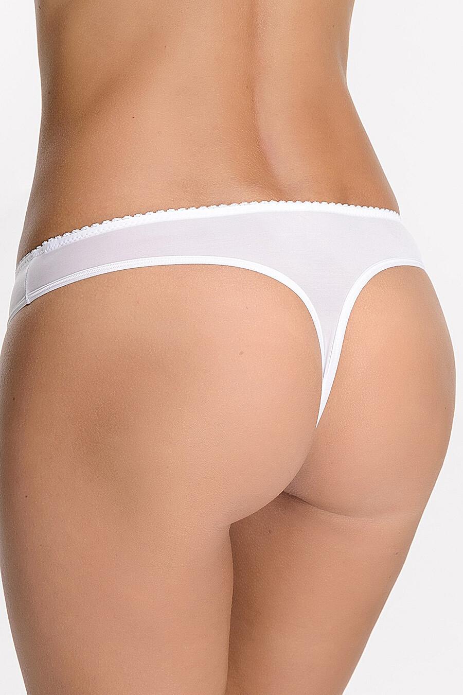 Трусы для женщин MILADY 247675 купить оптом от производителя. Совместная покупка женской одежды в OptMoyo
