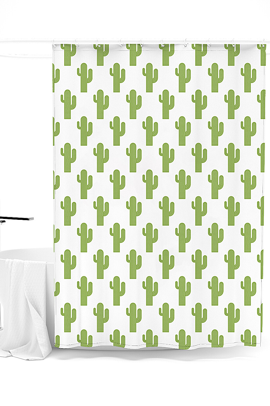 Штора для ванной для дома ART HOME TEXTILE 247915 купить оптом от производителя. Совместная покупка товаров для дома в OptMoyo
