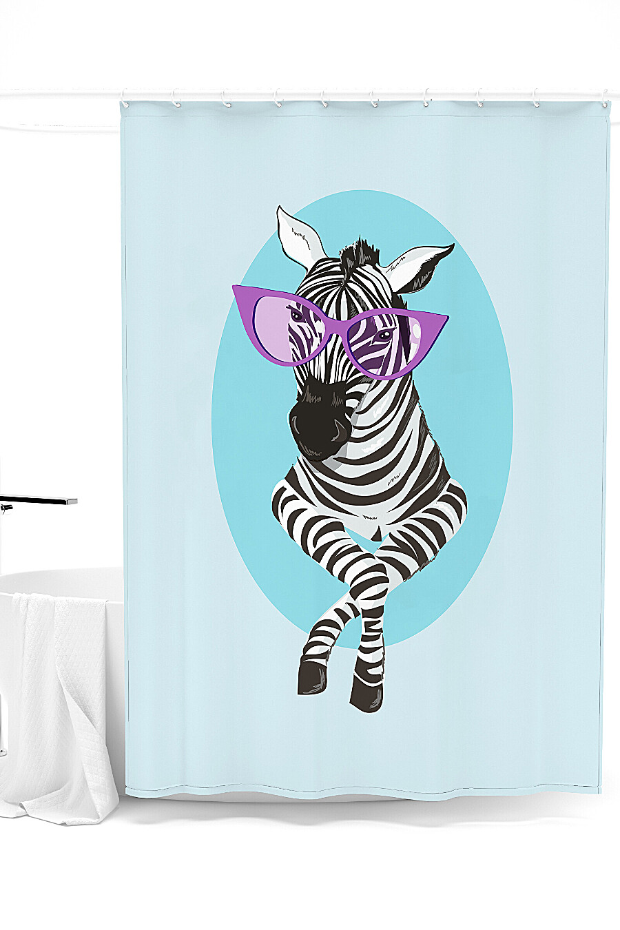 Штора для ванной для дома ART HOME TEXTILE 247975 купить оптом от производителя. Совместная покупка товаров для дома в OptMoyo