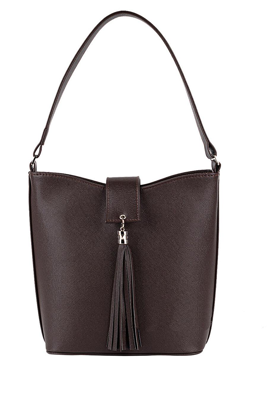 Сумка для женщин L-CRAFT 260404 купить оптом от производителя. Совместная покупка женской одежды в OptMoyo