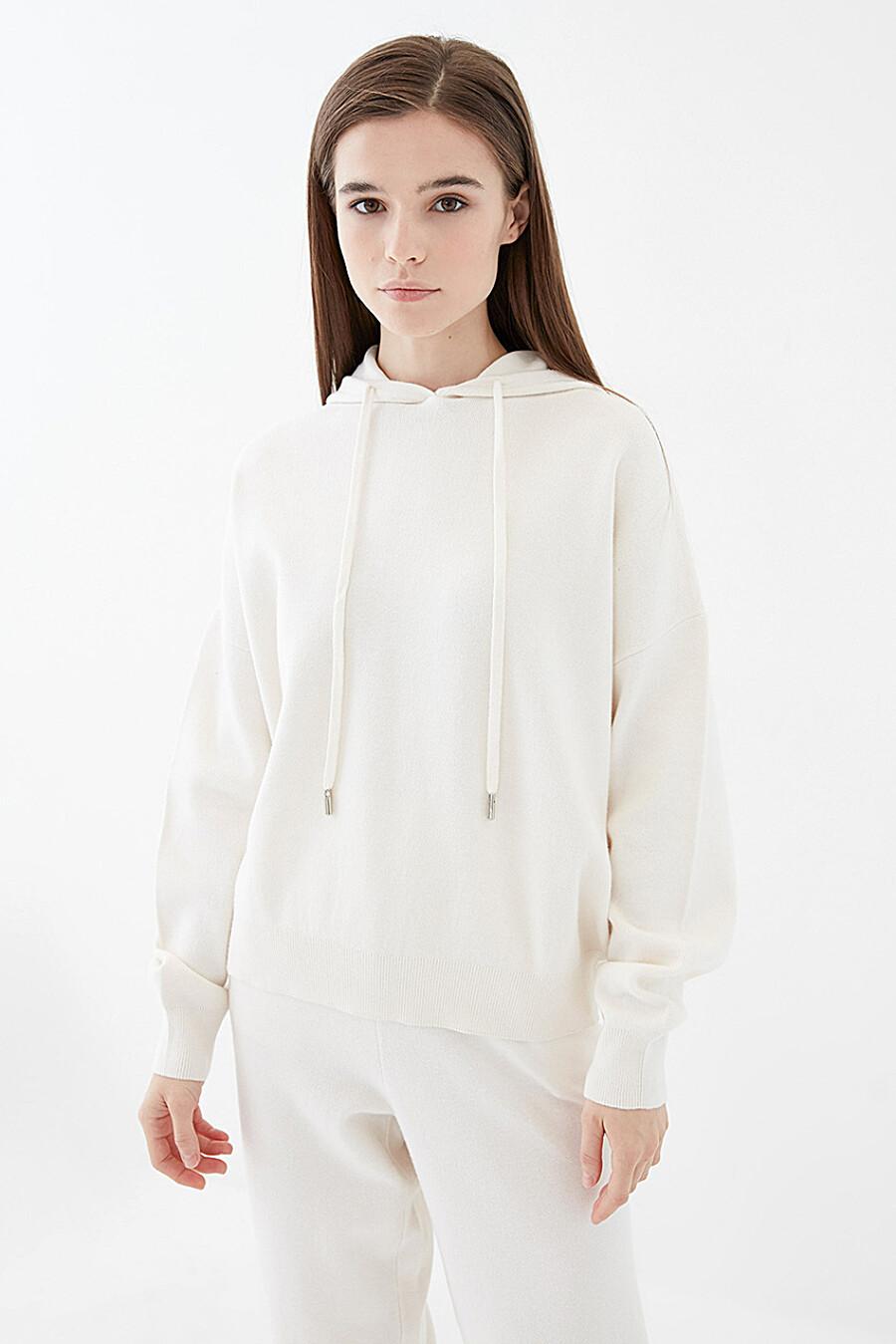 Худи для женщин ZARINA 261178 купить оптом от производителя. Совместная покупка женской одежды в OptMoyo