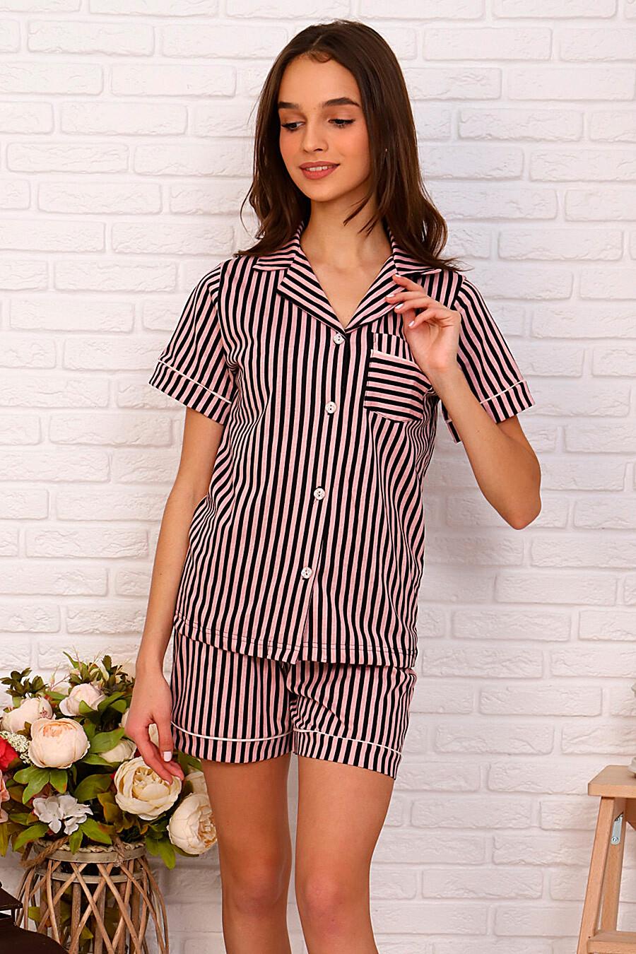Пижама (Шорты+Футболка) СОФИЯ37 (261253), купить в Moyo.moda