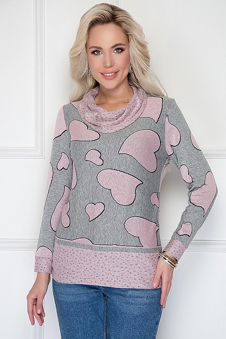 Блуза Синнаи BELLOVERA (272479), купить в Moyo.moda